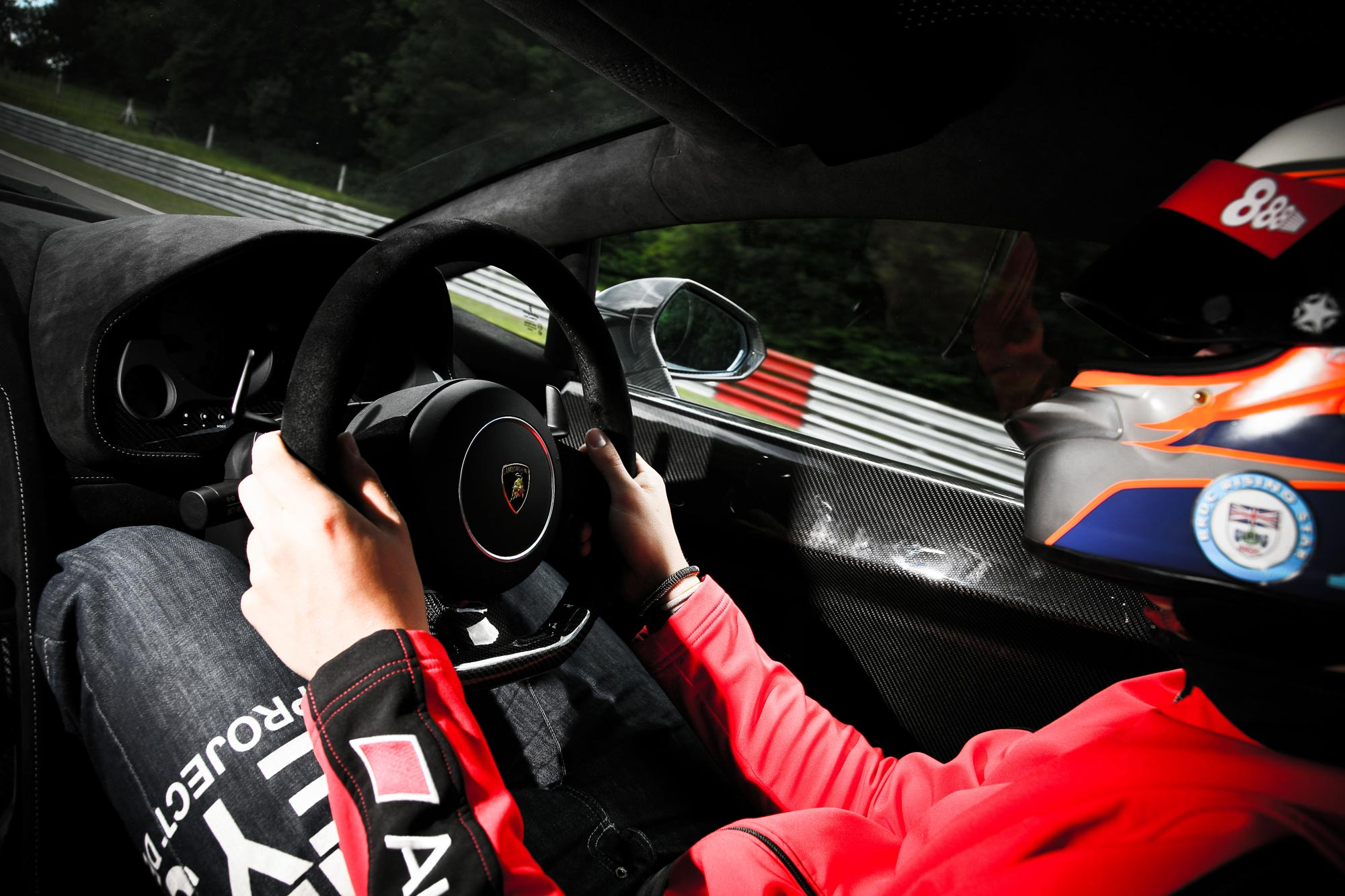 Race Track and Road Driver Coaching